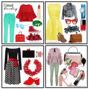 Viernes informal Shopping Sensato
