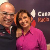Nos entrevistan en «Roscas y Cotufas»