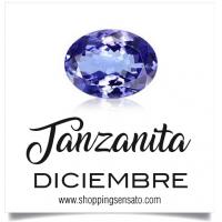 En Diciembre Tanzanita, Turquesa y Zircón
